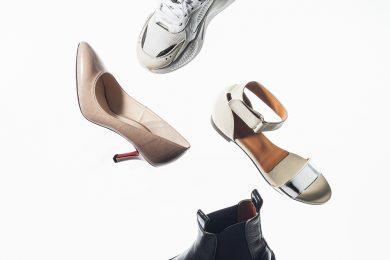 <タイプ別>足のエイジングから考える「靴選び」医師や歩き方の専門家に聞きました