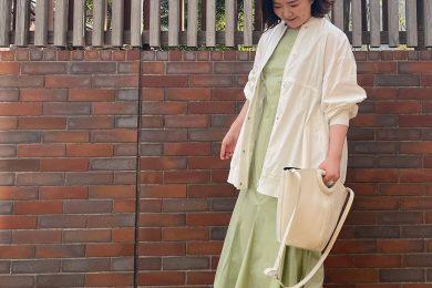 STORYライター川上桃子の「CADUNÉでコレが買い!」 40代のための春のトレンドワンピの着こなし教えます