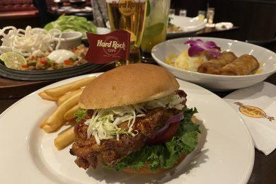 4月限定!六本木の「ハードロックカフェ 東京」で、フィリピン伝統料理を食べて海外旅行気分♡プレゼントもあるので今すぐGO!