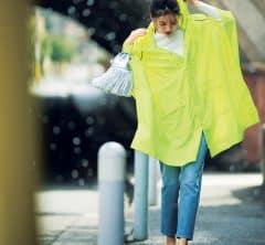 梅雨まで大活躍する「パッカブルアウター」、早めに手に入れておきたい!