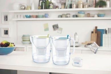 ブリタのスタイリッシュで最新機能を搭載した浄水器「Style(スタイル)」を5名様にプレゼント![]