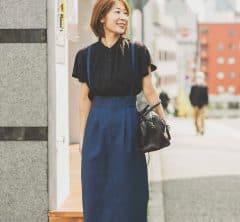 【大人のGU春SNAP!】U-¥1,000のプチプラシャツも選びと合わせで高見えに
