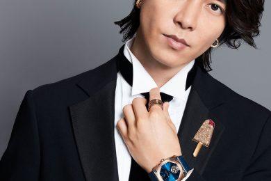 【ブルガリ】を纏った山下智久さんが究極の美の世界へ誘う動画とビジュアルが公開!