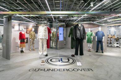 【4月9日本日発売】コラボに磨きがかかるジーユーの 「GU×UNDERCOVER」イベントで見つけた、40代のコレは買い!