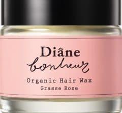 ダイアンボヌールのオーガニックヘアワックスから フランス産グラースローズの香りが限定発売!