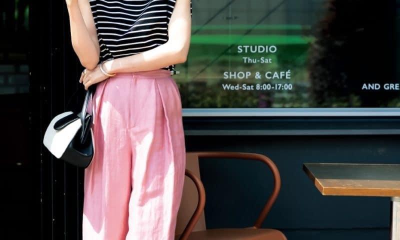 【Sサイズ、マシュマロ、脚長見せ】薄着の季節の「スタイルアップ服」9選[ここから買えます]