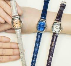 仕事に復帰すると、「オシャレな腕時計」が欲しくなる理由とは?