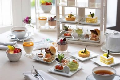 おこもり派もレストラン派も、どっちも楽しめる!<br>東京ステーションホテルの「ペントハウス アフタヌーンティー」
