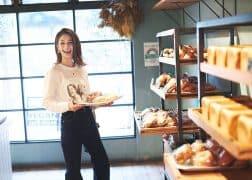 パン通のモデルが教える並んでも食べたいパンとバター【イナトモWEB Vol.21】