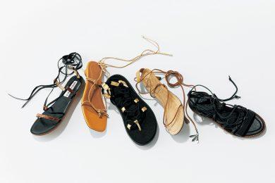 「足元から今見えできる靴」15選で、見慣れた服も見違える!
