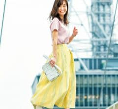 名古屋読者の「柔らかわいい」カラーコーデ!