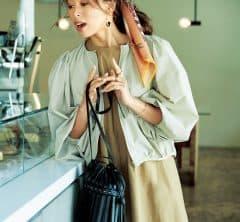 夏でも〝羽織る〟40代のための「トレンド薄軽アウター」4選