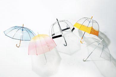 雨の日だってオシャレを楽しく!「レイン小物」21選