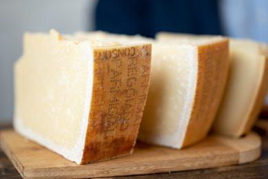 イタリアより直伝!熟成によって変わる 「パルミジャーノ・レッジャーノ」の美味しい食べ方