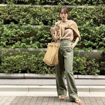 何年も穿いている お気に入りのパンツ   武藤京子ブログ