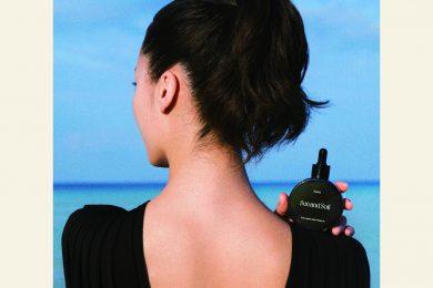 100%天然成分のみで仕上げたヘア&ボディーオイルが発売!