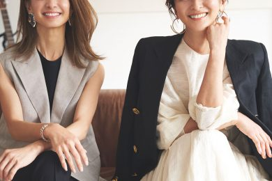 「離婚しても幸せ」<br>稲沢朋子さん×クリス-ウェブ 佳子さん対談<br>【イナトモWEB Vol.22】