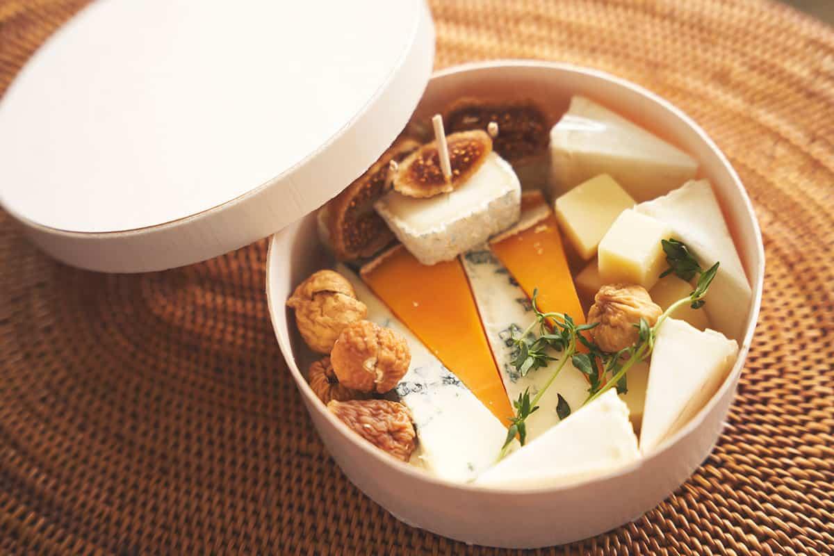 Fermierのチーズプラトー