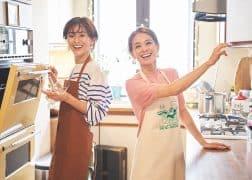 クリス-ウェブ 佳子さんに学ぶ「サッと作れる!失敗しないホムパ料理」【イナトモWEB Vol.25】