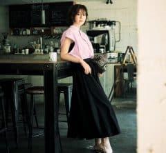 「ハンサムなシャツ」はピンクならよりオシャレ感度高く[7/13 Tue.]