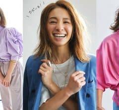 前表紙モデル稲沢朋子さん47歳、第二の人生始めます!