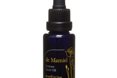 デ・マミエールより、夏肌をいたわり十分な潤いを届ける フェイシャルオイル が限定発売しました!