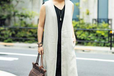 達人の技見せます!Sサイズスタイリスト・竹村はま子さんはトレンドオシャレでスタイルアップ!