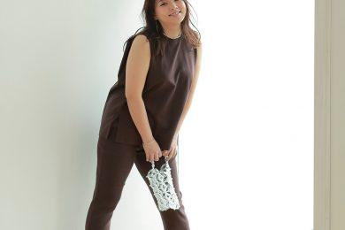 """マシュマロさんだってオシャレを楽しく! 野呂佳代さんの""""ファッション哲学""""とは"""