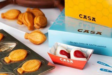 バスクチーズケーキの次に来るのは「チーズアイス」!  チーズスイーツの専門店「CASA DE GAZTA」がオープン