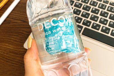 キレイになれると話題の「シリカ水」は熱中症予防にも効果あるってホント?