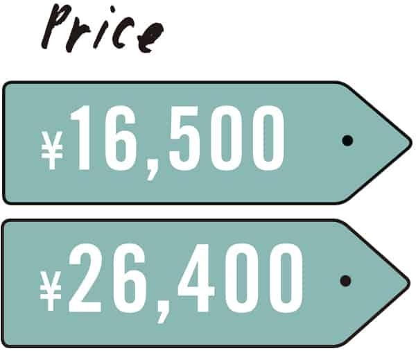 Price¥19,800