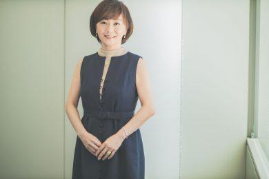 アナウンサー木佐彩子さん「50歳になって、これから起こる想定外のことが楽しみ」