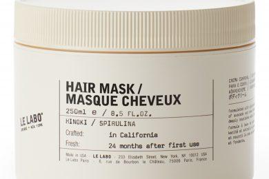 LE LABOから高野山の仏教寺院からインスピレーションを得た香りのヘア マスク ヒノキ新発売!