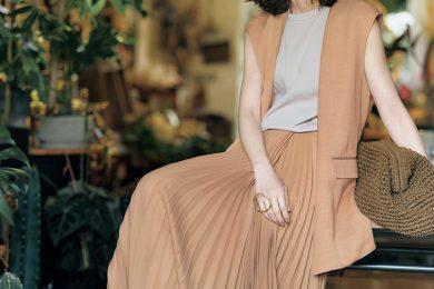 40代の上品カジュアルな夏服は「Mila Owen」にある!【ここから買えます】