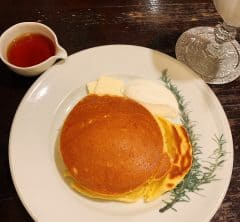 40代の心をつかんで離さないパンケーキ食べある日記 21【カフェ香咲】