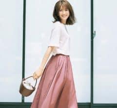 夏→秋まで長く使える!今買うべき大人の「スカート&ワンピース」【ここから買えます】