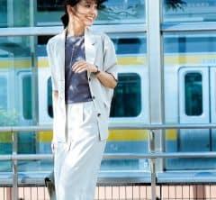 ウォッシャブル、UVカット…ハイスペック通勤服で真夏もクリア【千葉】で注目のオシャレって?