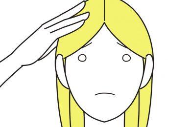 45歳が髪老化の分かれ目です!【白髪、パサつき、薄毛、ペタンコ、うねりを解消】