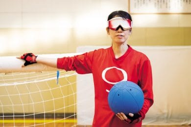 【ゴールボール小宮正江選手】パラスポーツに全てを捧げた選手や家族の「パラリンピアン」STORY