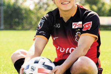 オリンピックで大活躍!男子サッカー相馬勇紀選手の「お母さんへ感謝の手紙」
