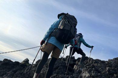 一生に一度は登りたい!<br>星のや富士の「グラマラス富士登山」は<br>40代初心者でも安心&ラグジュアリー<後編>