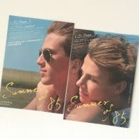 映画『Summer of 85』—— 恋を知り、自分自身と出会う夏 。