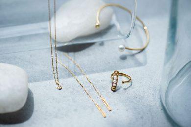 ダイヤモンドとパールが1万円以下!Eluraから初のカジュアルジュエリーライン「Elca jewelry」がデビュー