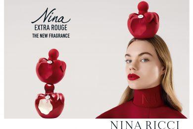 ニナ リッチより 情熱的で現代的なエッジの効いた「ニナ エクストラ ルージュ オーデパルファム」発売!