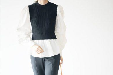 学校行事からお出かけまで。「モノトーン服10選」は秋冬オシャレに欠かせない!【ここから買えます】