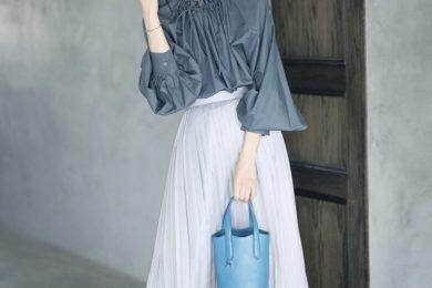 ワンマイルからお出かけまで「大人の秋ワンピ&スカート」10選【ここから買えます】