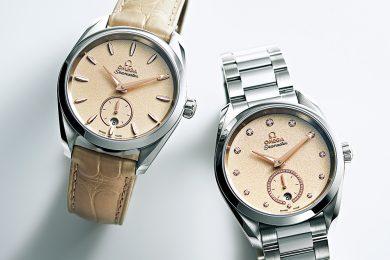 運気アップするなら、9月は「オメガ」の高機能時計【水晶玉子さん監修】
