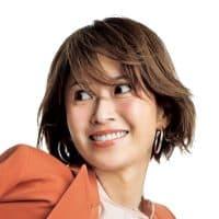 モデル 畑野ひろ子さん