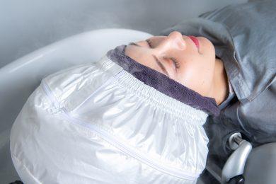 頭皮のベタつき・かゆみ軽減は浄化して与えるSAKURAの美容液マッサージ【夏ダメージ回復!③】