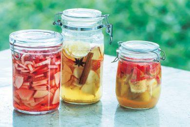腸内環境整備にも!野菜と果物だけを発酵させてつくるファスティング用発酵ドリンクの作り方